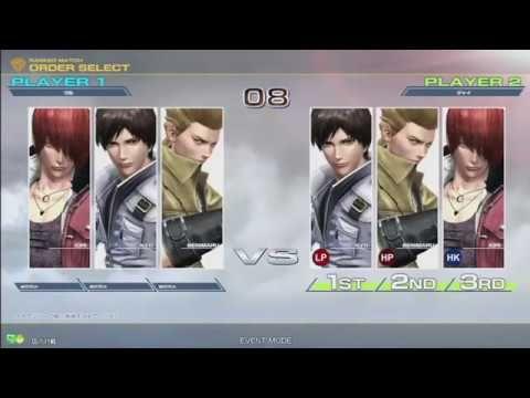 Toushinsai Kof XIV Tournament