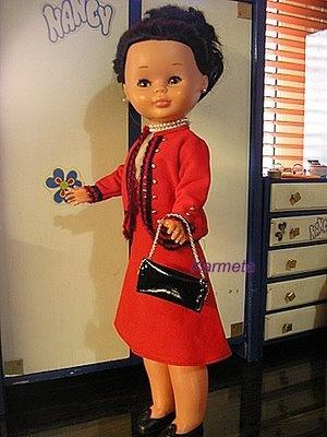 Muñeca / doll Nancy