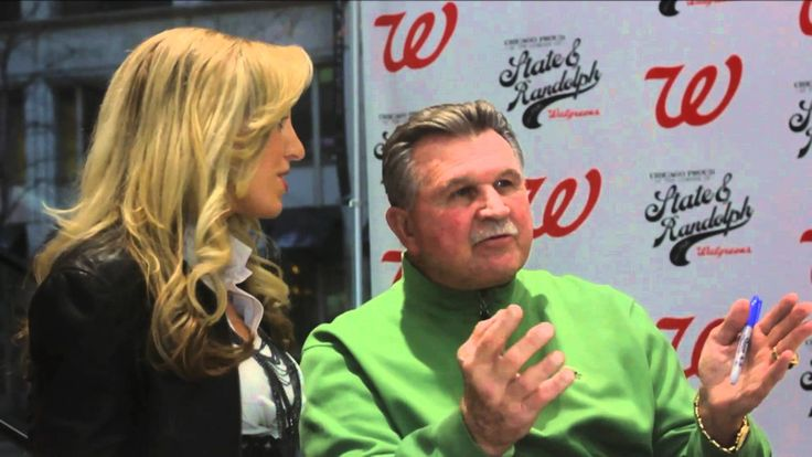 Coach Ditka and 89 Retirement with Wine Channel TV