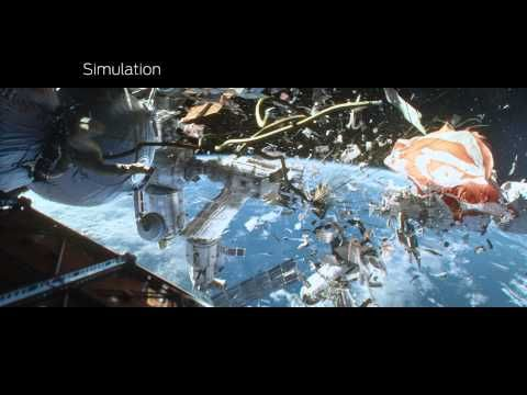 "Watch How ""Gravity's"" Stunning Special Effects Were Made 