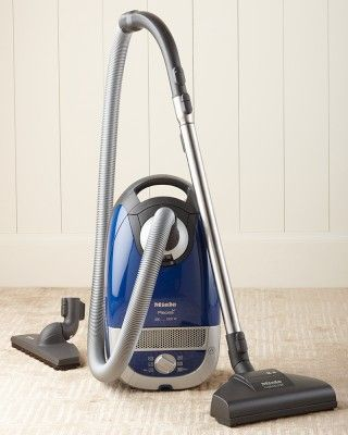 Miele Pisces Canister Vacuum, I just got this today and I love it! My house might actually get clean now.