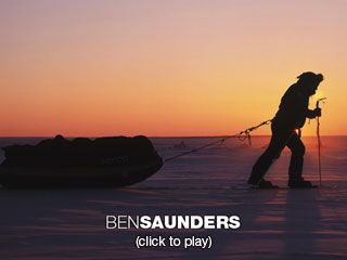Ben Saunders skis to the North Pole | Video on TED.com
