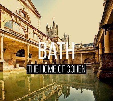 Bath hen weekend image