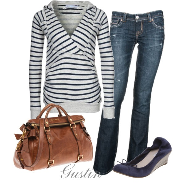 super casual, created by gustinz.polyvore.com
