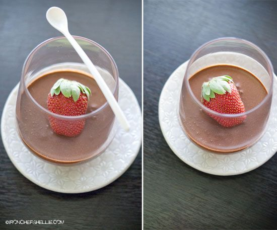 {Thermomix Thursday} Chocolate Mousse