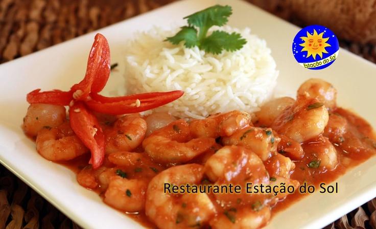 Uma referência no setor de gastronomia o Restaurante Estação do Sol - Sirinhaém é especialista em montar e servir pratos à La carte executivos.