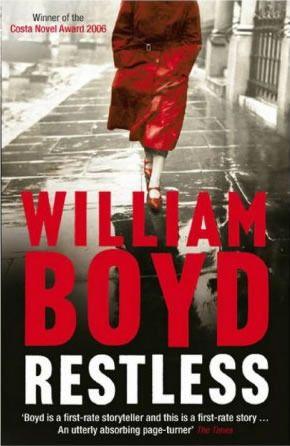 Restless (ou La vie aux aguets en français) est un palpitant #roman d'#espionnage  durant la seconde guerre mondiale William #Boyd