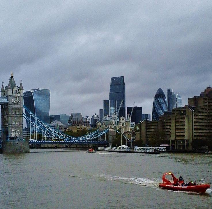 Tower Bridge taken by Stuart
