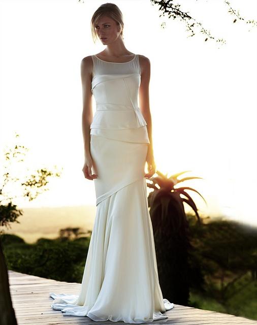 Robe Amanda Wakeley #weddingdress #robedemariee #wedding #dress #robe de #mariee