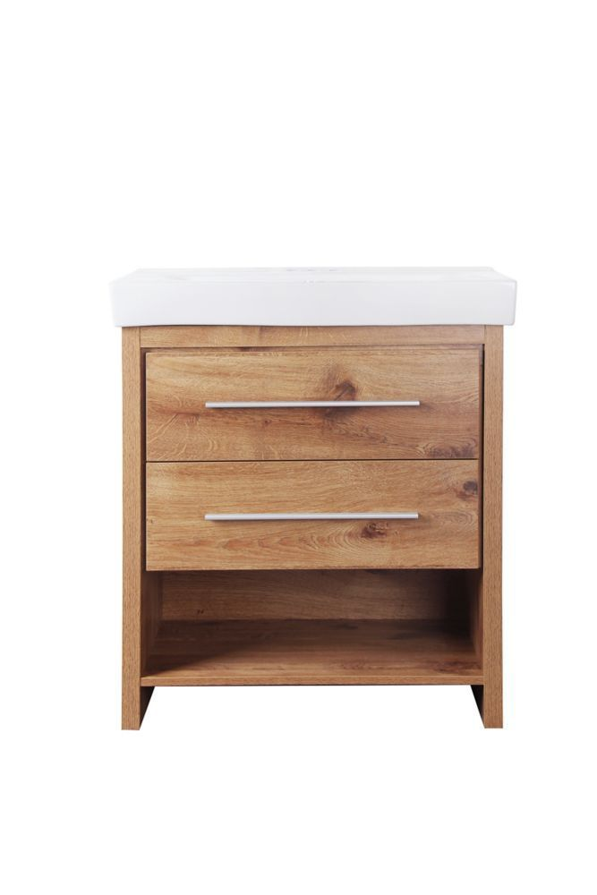 Shop For Bathroom Vanity Sets At The Home Depot Canada Choose From Double Sink Vanities In 2020 Wall Hung Bathroom Vanities Single Sink Vanity 30 Inch Bathroom Vanity