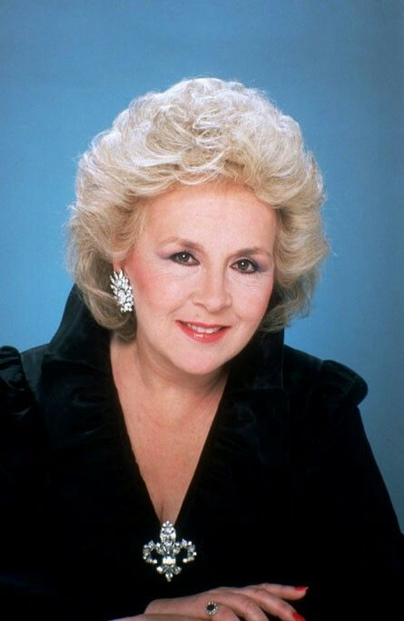 """Doris Roberts November 4, 1925 April 17, 2016. Best known for her role as the domineering mother on  """"Everybody Loves Raymond"""", Marie Barone. I fell on love with her as secretary and detective Mildred Krebs on """"Remington Steele"""". She had along career on Broadway and in tv. She was 90"""