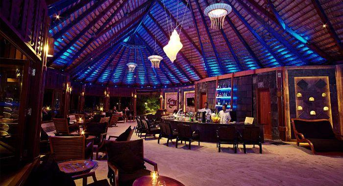 Inside The Kandu Bar
