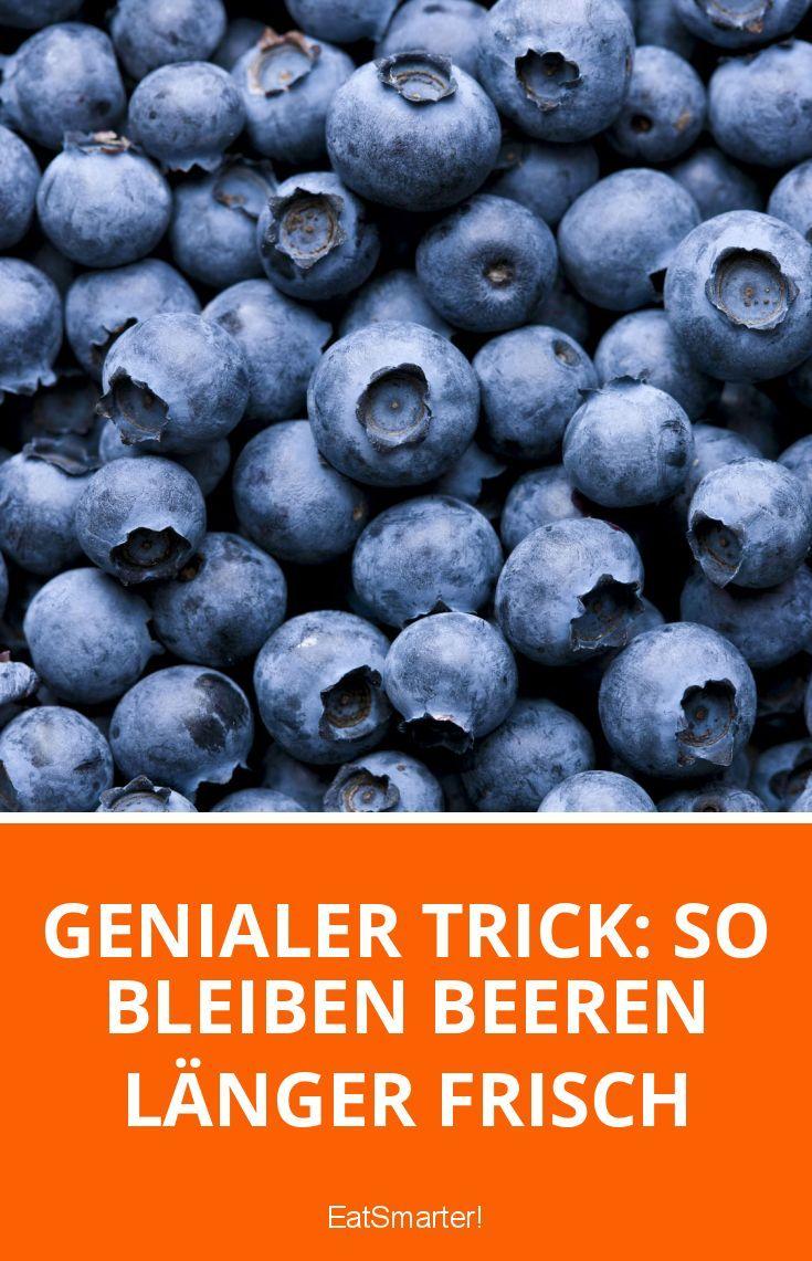 Genialer Trick: So bleiben Beeren länger frisch | eatsmarter.de