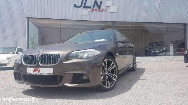 BMW 520 d Touring Executive preços usados