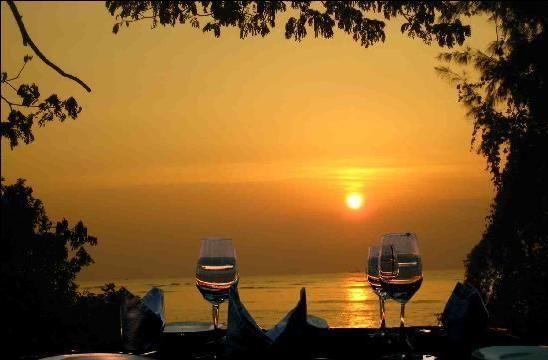 Old Lighthouse Bristow Hotel -  Fort Cochin/Kerala - Romantic Evening