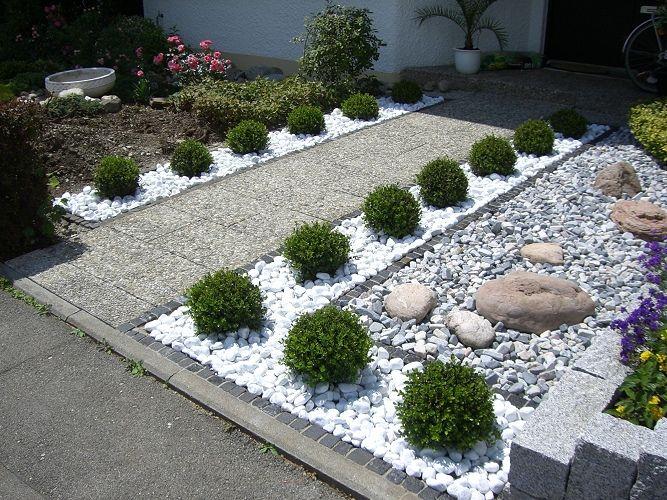 die besten 17 ideen zu vorgarten modern auf pinterest | vorgarten, Garten und Bauen