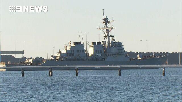 US naval armada causing 'worst ever situation', North Korea says