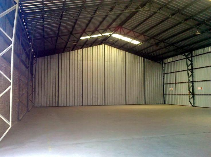 Bodega 540 m2 almacenar, Avda. Portales 2370, San Bernardo, Santiago, Chile. Tel. 228571547-228571983