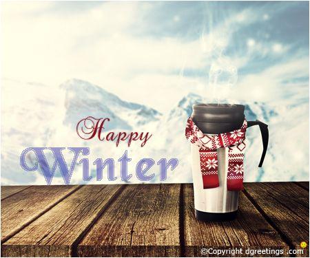 Happy Winter.