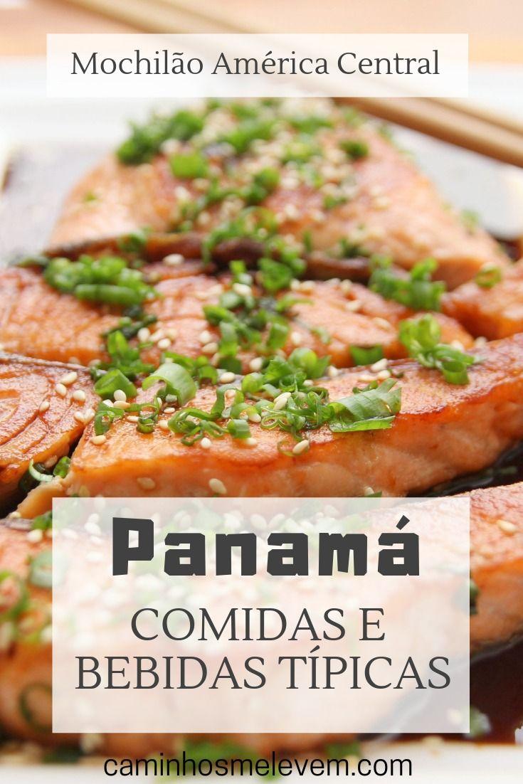 Panama Comida Tipica Receitas Internacionais Comidas Tipicas