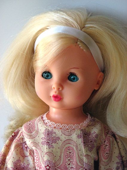 Pusle, a danish doll