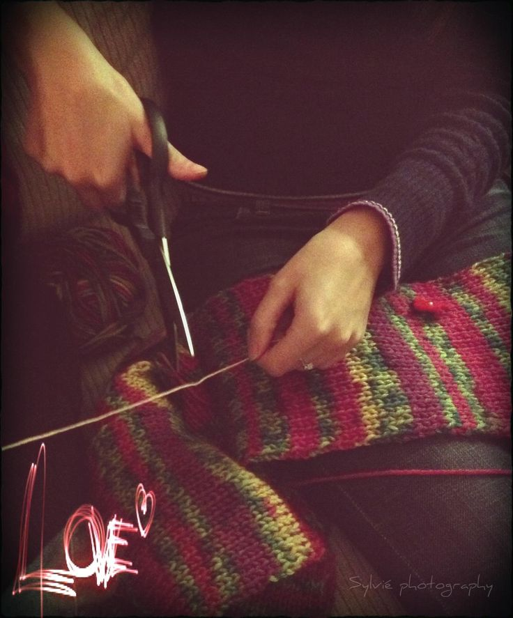 Wool and Love - Sylvié Photo