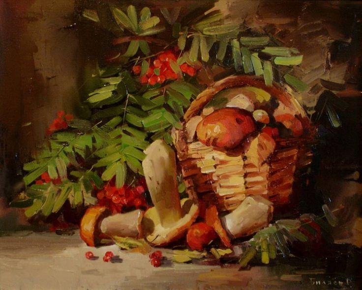 Биляев Роман. Осенний урожай