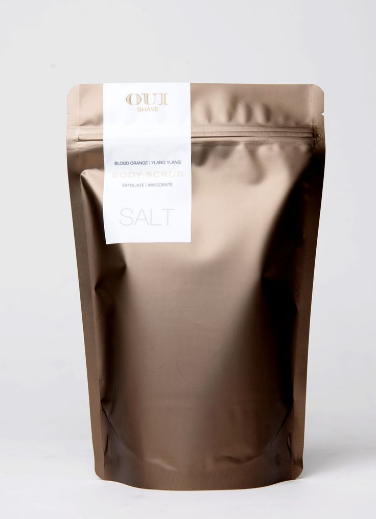 A delightful body polish experience if Oui do say so ourselves. Mineral rich Himalayan sea salts boost circulation & exfoliate dry, flaky skin. Coconut oil risk in fatty acids & antioxidants nourish and soften to reveal smooth skin. This dry scrub is perfect for use as a bath soak as well. * 8oz resealable bag