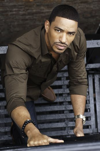 Laz Alonso. This man is just too damn fine...