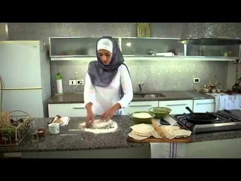 Pan Árabe | Recetas de Nadima Express | almusafir.es - YouTube