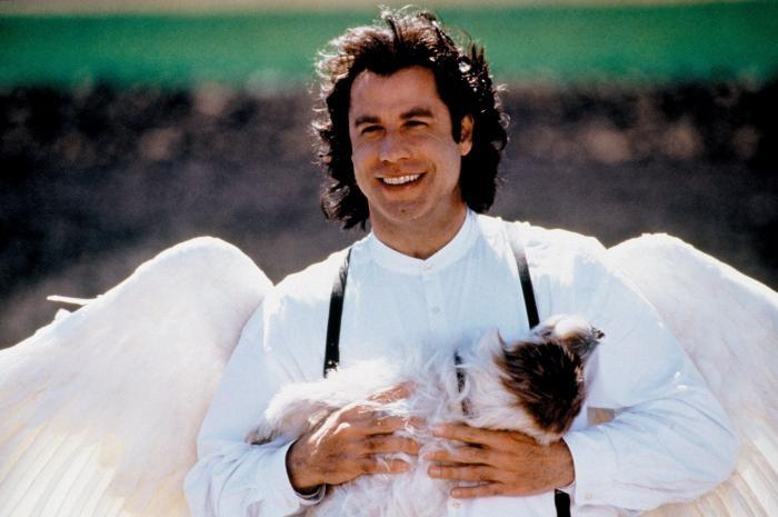 MICHAEL, John Travolta, 1996
