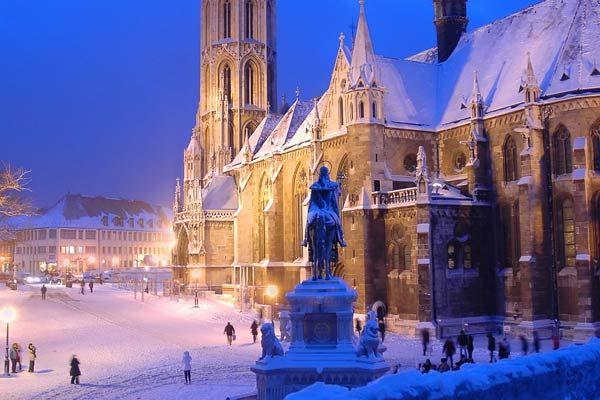 Budapest: Europe Winter, Budapest Hungary, Christmas In Budapest, Hungary Hungary, Winter Holidays, Hungarian Pictures, Winter Wonderland, Matthias Church, European Christmas
