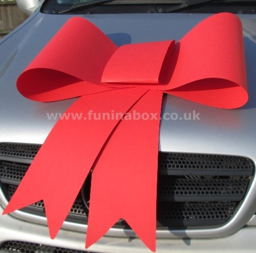8 Best Big Car Bows Images On Pinterest Big Bows Rosettes And