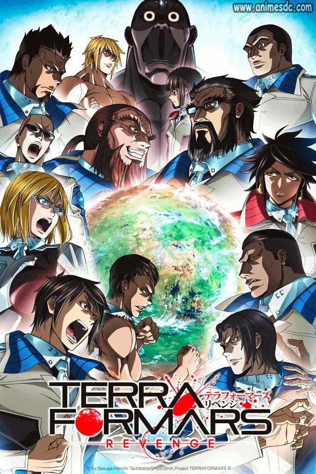 Terra Formars Revenge Capítulo 09 Descargar o mira Online el Capítulo en Calidad HD o Ligero.