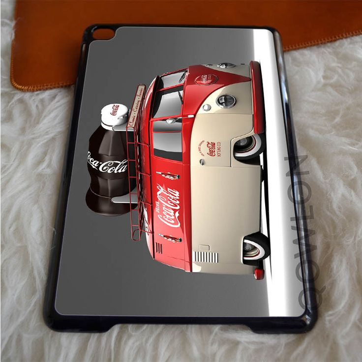 BIG WED VW MINIBUS MOTIF iPad Air Case