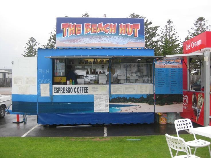 Hot Donuts @ Normanville, South Australia. nom nom nom
