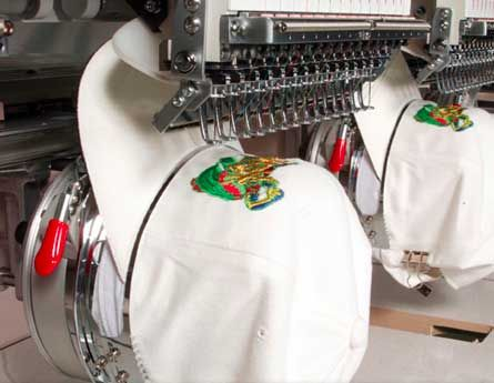 Many small and start up embroidery businesses, or those interested in buying an SWF single head machine and starting one, don't know how to price their work. Pricing embroidery is just as important as buying the right equipment and this article looks at your options.