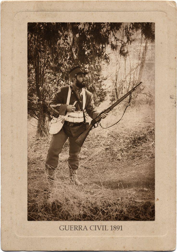 BATALLA DE CONCÓN CERRO TORQUEMADA GUERRA CIVIL 1891