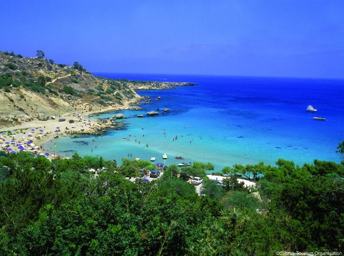 Konnos Beach, Protaras Cyprus