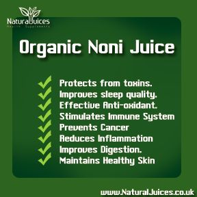 Noni Juice Benefits Natural Beauty