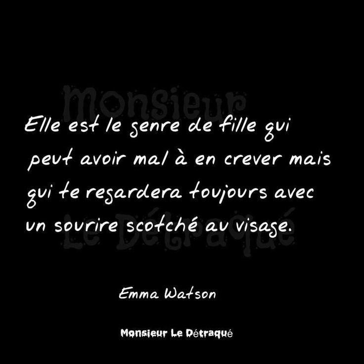 Citation ♥️ Incomprise de tous..