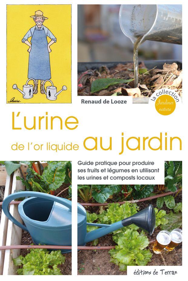 """En permaculture, les déchets des uns sont les ressources des autres. Bien que le sujet ne soit pas des plus ragoûtants, on ne peut pas ne pas s'intéresser à l'urine qui s'avère en réalité un véritable trésor pour le jardinier. On peut l'utiliser cet """"or liquide"""" : - pur ou dilué avant la culture (1 à 3L par m2 selon les plantes) si apport identique de compost (qui absorbe les odeurs). Planter 1 à 2 semaines après. - dilué à 5% (=20 fois) pendant la culture (25 c..."""