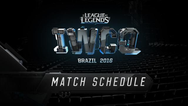 International Wildcard Qualifier 2016: Match Schedule and Host Announced http://oce.leagueoflegends.com/en/news/esports/esports-editorial/international-wildcard-qualifier-2016-match-schedule #games #LeagueOfLegends #esports #lol #riot #Worlds #gaming