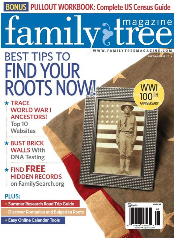 40 Genealogists to Follow on Blogs, Facebook, Twitter, Pinterest & YouTube - Family Tree Magazine