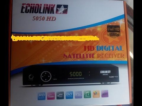 HOW TO UPGRADE ECHOLINK 5050 HD RECEIVER AUTO ROLL POWERVU