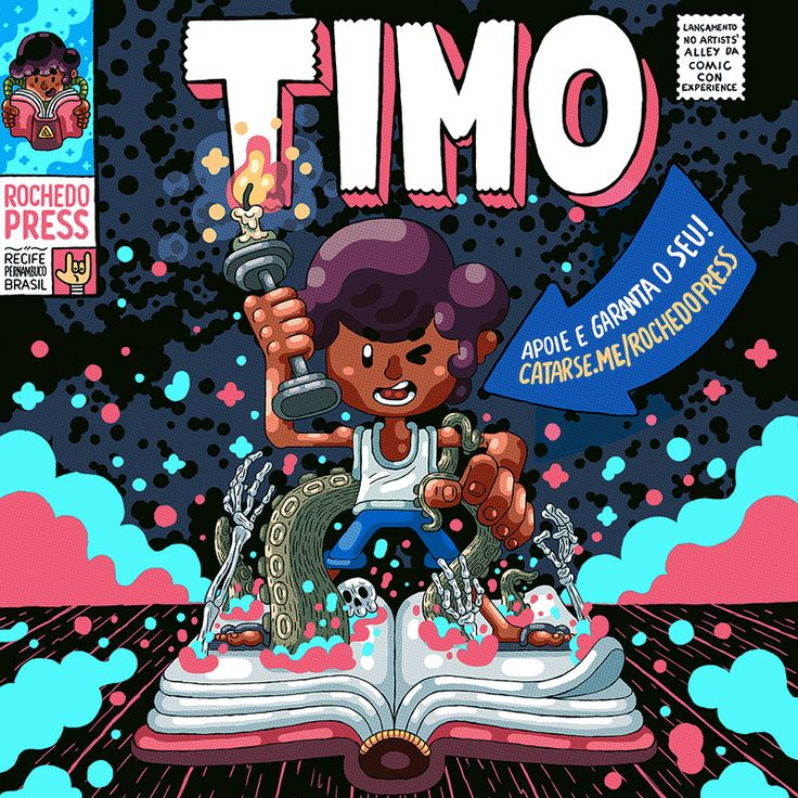 Timo! on Behance