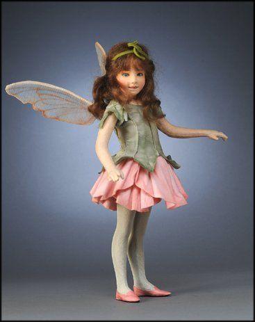 Sweetpea Fairy - R. John Wright