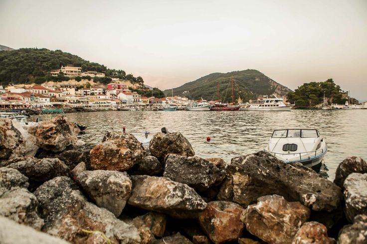View of Parga
