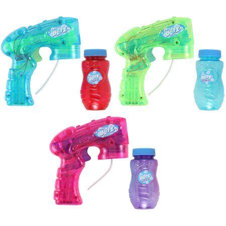 Bubble Blitz Flash Blaster, Multicolor