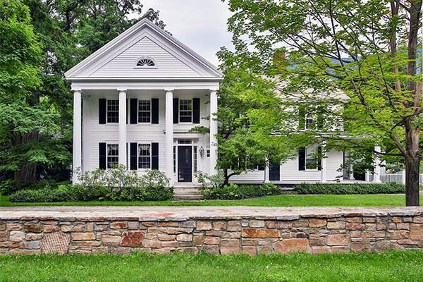 56 best on the front porch or the back images on for Cost of building a house in vermont